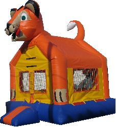 Tiger Bouncehouse