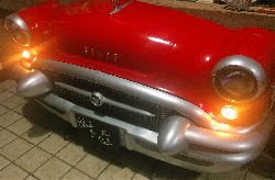 DJ Booth Front - 1955 Buick - $150
