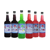 Snow Cone Supplies(50 servings)