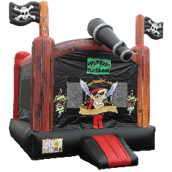 PIRATE BOUNCE DELUXE
