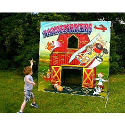 Barnstormers Frame Game - $50
