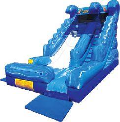 15 ft  Dry Slide