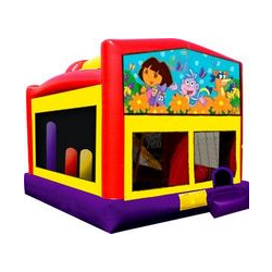 Dora the Explorer 5-1