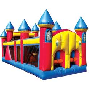 30' Castle Obstacle Course
