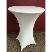 Scrim - Cocktail Table White