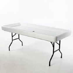6' Fill n' Chill Ice Table