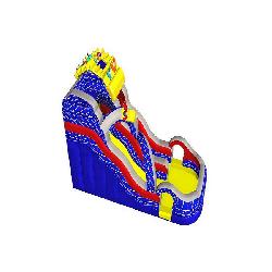 20ft Roller Coaster Slide
