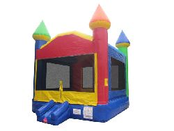 Red Yellow Blue Bounce House