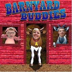 Barnyard Buddies Photo Frame - $50