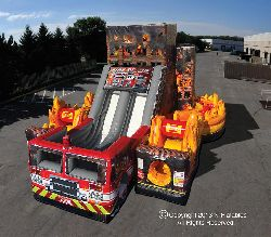 Fire Rescue Obstacle