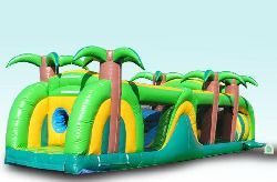 40' Tropical Obstacle
