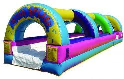 Wild Splash Slip & Slide