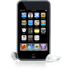 iPod Touch w/Music