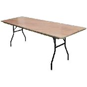 8ft Dining Table