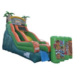 Tiki Island Slide *(36L 15W 20H)