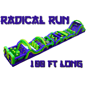 Radical Run Obstacle