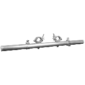 TV Mount Bar with Clamps
