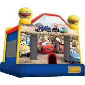 Cars Inflatable