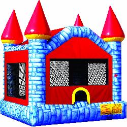 Camelot Castle Bounce House