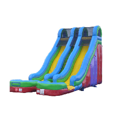 Wet Slide - 24' Double Bay