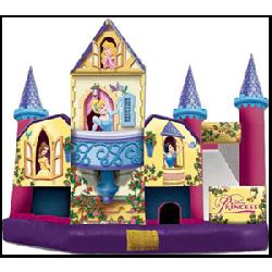 Disney 3D Princess Combo