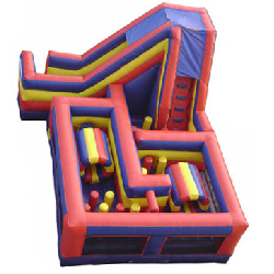 Obstacle Maze Fun - $250