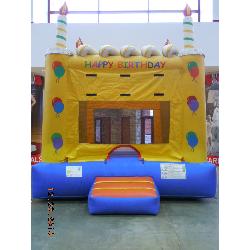 Yellow Cake Bounce - $165