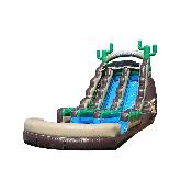 22' Western Dry Slide