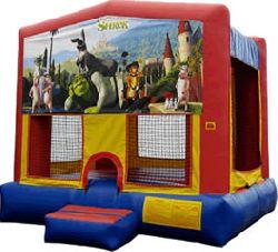 bounce house rental Bellevue, WA