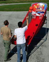 1 on 1 Electronic Basketball