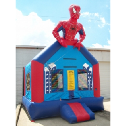Spiderman Bounce House - $165