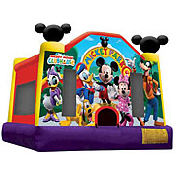 Mickey Bouncer Large