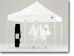 10 X 10 Easy-Up Tent (White)