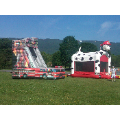 Fire Fun Slide
