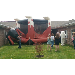 top notch bounce house rental