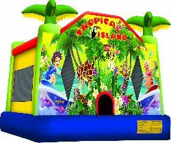 Tropical Island Jumper
