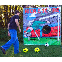 Kick and Score Soccer Frame Game - $65