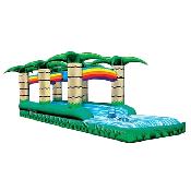 Tropical Slip n' Slide