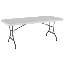 Table 72 x 30 Inch Rectangle