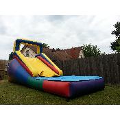 14 ft Rear Entry Slide