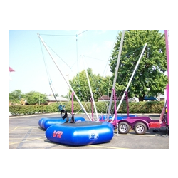Bungee Trampoline 3 Stations