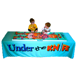 Under the Knife (Giant Operation Game) - $125