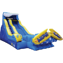 19' Wipeout Slide