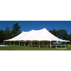 40x80 Pole Tent  (320 people)