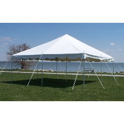 Pole Tent 20' x 20'