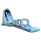 top notch water slide rental