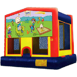 Rugrats Bounce House