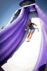 Texas Twister Slide