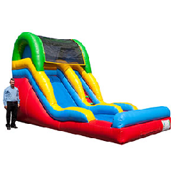 14 Foot Wet or Dry Slide