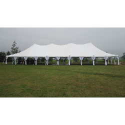 40'x100' Pole Tent (496 people)